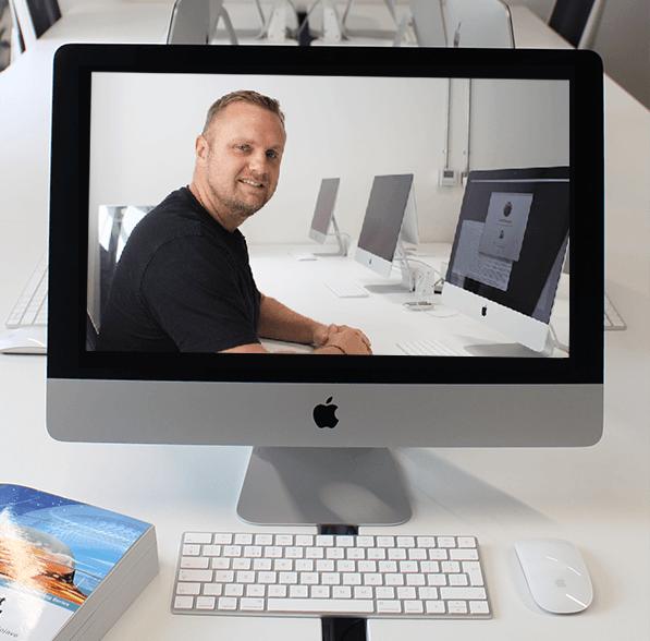 Apple Certified Trainer Neil Sperrings - Expert in Focus Blog