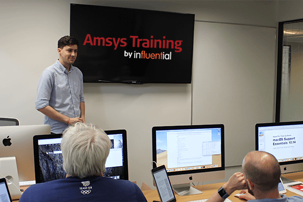Top Apple Training London - Introducing the New Amsys Centre 600-400