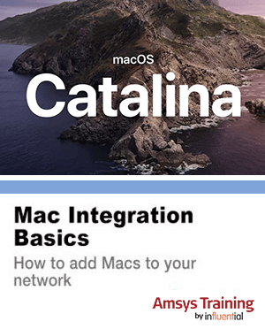 Mac Integration Basics 10.15 Course