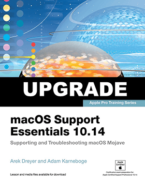 macOS Support Essentials Training Course - Upgrade to 10.14 - Amsys Training by Influential