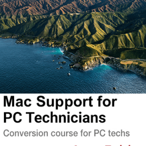 Mac Support for PC Technicians course version 11