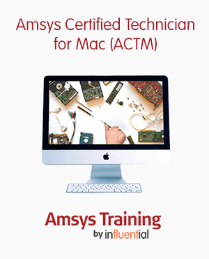 Amsys Certified Technician for Mac (ACMT) training course