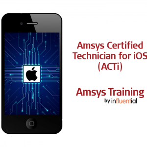 Amsys Certified Technician for iOS (ACTi)